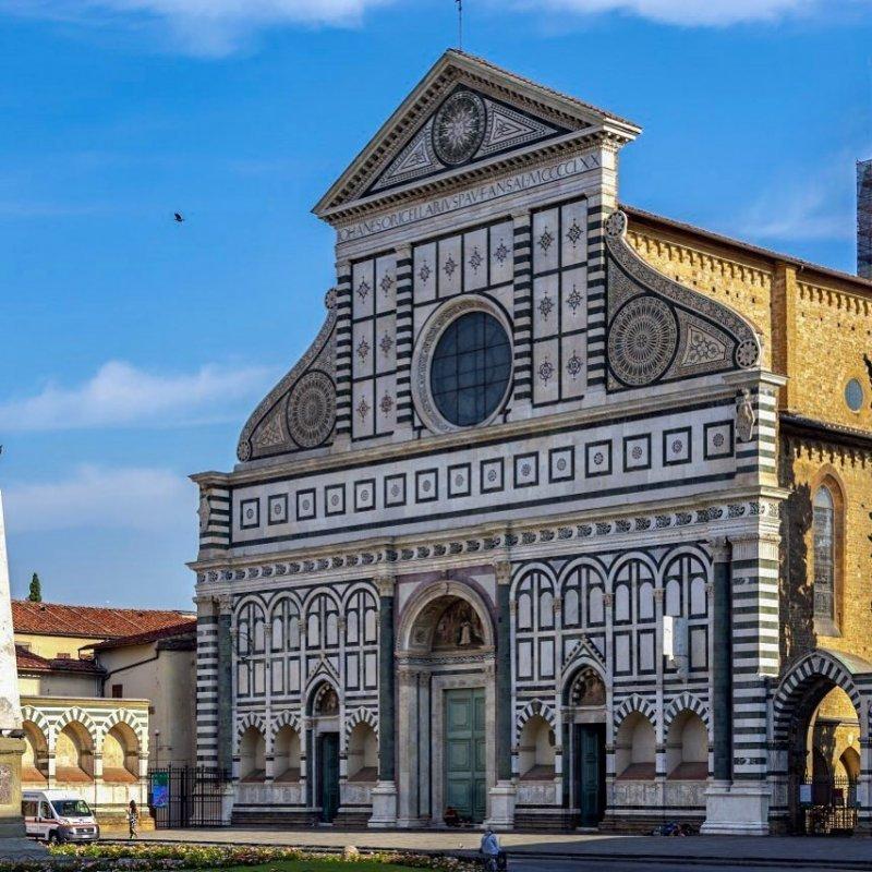 Santa Maria Novella Florence