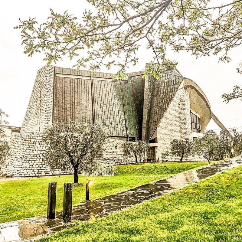 Church of the Autostrada del Sole