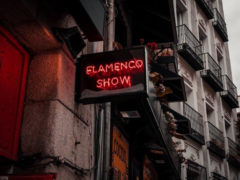 Flamenco Show Chueca