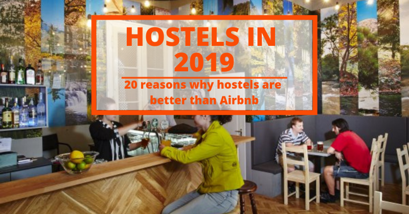 20 Reasons Why Hostels Are Better Than Airbnb