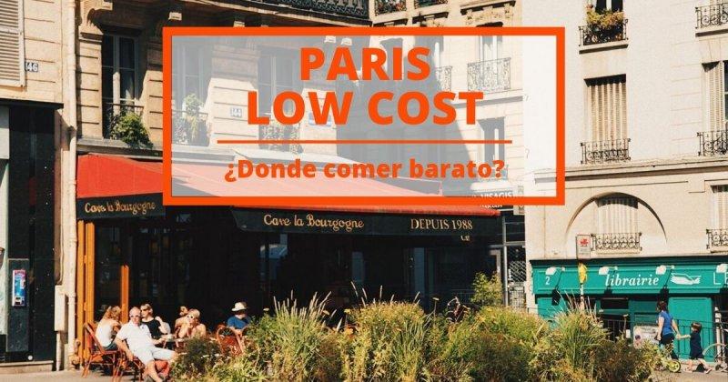 ¿Donde comer barato en París?