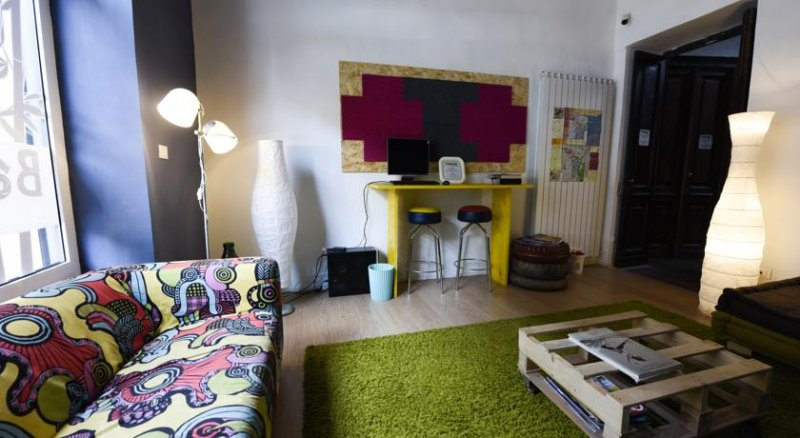 bamboo eco hostel turin